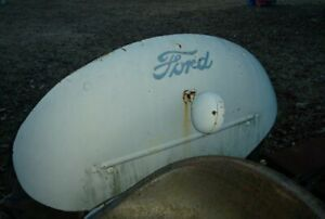 Ford Naa Jubilee 1953 54 Tractor Fender Set