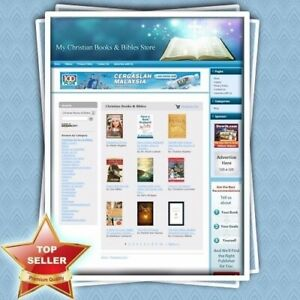 Christian Books And Bibles Store Make Money With Your Own E commerce Website