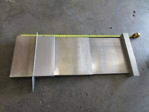 Yang Sml 30 Cnc Lathe 55 X 20 Inch Way Cover Covers