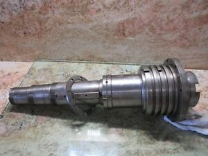 Mitsubishi Diamatic Mpa60a Cnc Vertical Mill Spindle Cartridge Assembly
