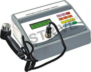 Professional Portable Ultrasonic Ultrasound Therapy Machine Physical Therapy Ut