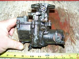 Old Tillotson Jr5 Chevrolet Chevy Car Carburetor Truck Hit Miss Engine Steam