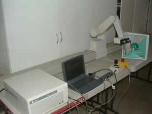 Hp Orca Robot Arm And Linear Rail System