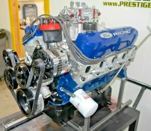 427 Ford Stroker Crate Engine All Forged Dart Block 351w Complete 575hp Mustang