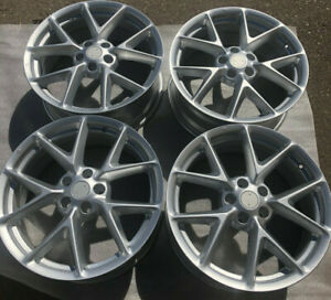 Set Of Four 4 19 X8 Wheels Rims Fits Nissan Maxima Altima Sentra Silver New