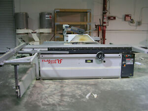 Sliding Table Saw With Scoring Blade Super Accurate