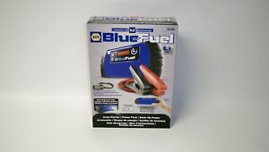 new Napa 85 901 Blue Fuel Battery Charger Booster Power Supply