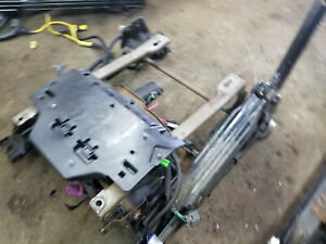 02 09 Chevrolet Trailblazer Gmc Envoy Driver Side 6 Way Power Seat Track