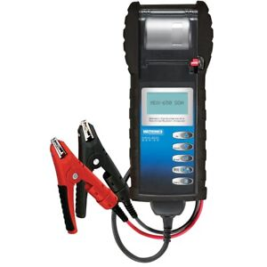 6 12v Battery And 12 24v System Analyzer With Rubber Boot Midmdx 650psoh New