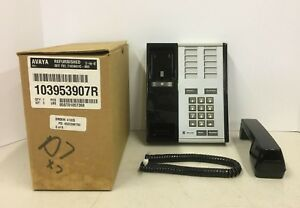 Refurbished Business Black Office Desk Phone At t 7103a01c 003