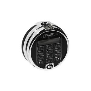 Sargent And Greenleaf 6120 410 Biometric Keypad Buffed Chrome