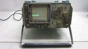 Tektronix 492 Spectrum Analyzer 50khz 21ghz Option 1 2 3 Opt 1 2 3