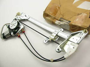 Parts Master Wl43063 Front Right Power Window Regulator For 1989 1992 Ford Probe
