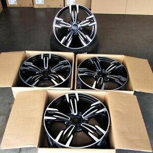 M6 Style 20x8 5 9 5 5x120 35 38 Bmf Wheels Set Of 4 Fit Bmw F30 328i 330i 340i