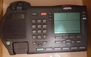 3 Nortel M3904 Display Telephone Phone No Cords Or Handset