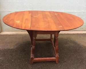 Drop Leaf Butterfly Table 1900 S Flints Fine Furniture N Y Delivery Available
