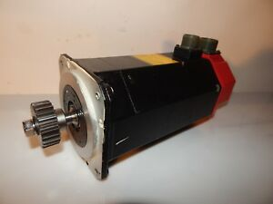 Fanuc Cnc Ac Servo Motor Model 5 Type A06b 0512 b031 See Picture For More Specs