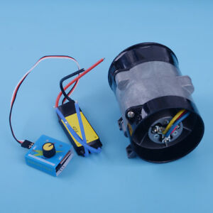 12v For Electric Turbine Power Turbo Charger Boost Air Intake Fan