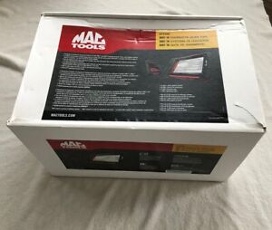 Mac Mdt 10 Mdt10 Diagnostic Scan Tool With J2534 Vci New