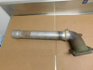John Deere Unstyled A Tractor Upper Water Pipe With Casting A845r 14185