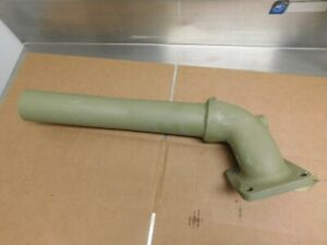 John Deere 1939 Styled A Tractor Upper Water Pipe With Casting A2113r 14198