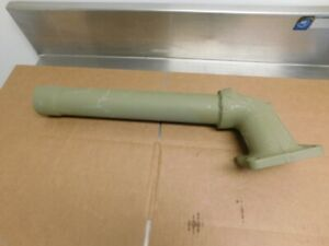John Deere Unstyled A Tractor Upper Water Pipe With Casting A845r 14200