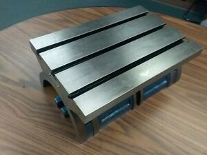 15 x10 Adjustable Angle Plate Tilting Work Table 45 Degree hap 1510 in new