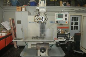 Milltronics Mb 18 Cnc Vertical Milling Machine