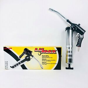 Lumax Lx 1160 Air Operated Grease Gun Single Shot Lx1160