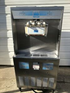 Taylor 754 33 2 Flavor Soft Serve Ice Cream Machine