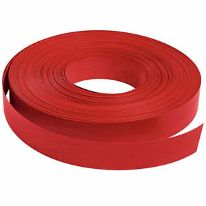 Vinyl Inserts Slatwall Red Panel Shelving Display 130 Ft 3 Rolls Decorative
