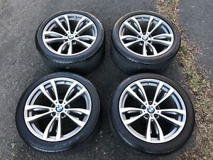 Bmw X5 x6 F15 F16 Oem Factory 20 E70 E71 Wheels And Tires Style 469m