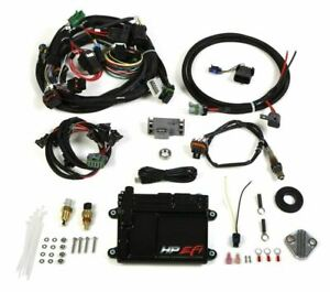 Holley Hp Efi Ecu And Harness Kit Gm Tpi Holley Stealth 550 601 Free Shipping