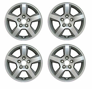 4 Qty Replacement New 16 2006 2007 2008 For Honda Pilot Alloy Wheel Rim 63903