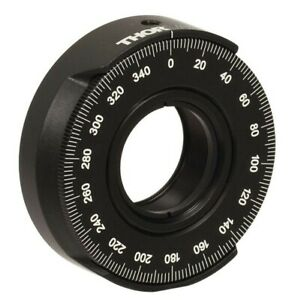 Thorlabs Rsp1 Rotation Mount For 1 25 4 Mm Optics 8 32 Tap