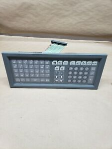 Okuma 1911 2524 83 027 Keyboard Keypad Control Panel Cnc 182cgb1