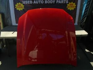2013 2014 Ford Mustang Hood Bonnet Oem Used