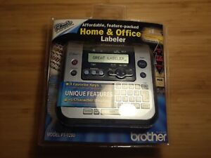 P touch Home Office Labeler Model Pt 1280 Brand New Never Opened
