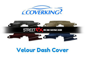 Coverking Velour Front Dash Cover For Ford Crown Victoria