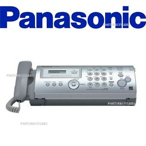 New Panasonic Kx fp205 9 6kbps Thermal Transfer Plain Paper Fax copier Machine