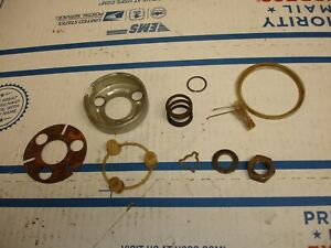 Chevy Gm Steering Wheel Horn Cap Contact Mounting Parts Camaro Impala Nova Oem