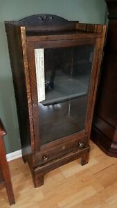 Antique Oak Bookcase