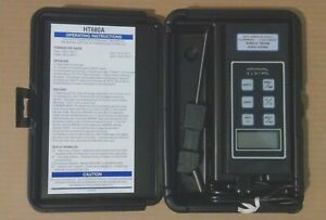 Electrotherm Digital Thermocouple Ht680 A With Type J Probe