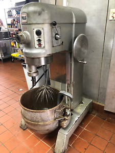 Hobart 60 Quart Dough Mixer Bakery Pizza Use P 660 220 Works Great Detroit