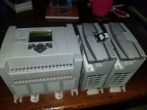 Allen bradley Micrologix 1100 Controller 1763 l16awa 1762 iq8 And 1762 ow8