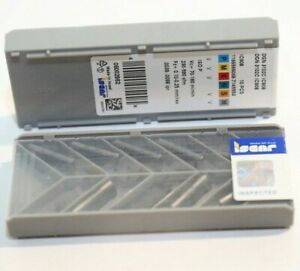 Dgn 3102c Ic908 Iscar 10 Inserts Factory Pack