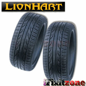 2 Lionhart Lh 503 235 50zr18 101w Xl All Season High Performance Tires 235 50 18