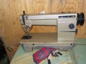 Industrial Sewing Machine Mitsubishi Ls2 190 light Leather