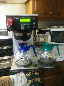 Bunn Hot Tea Commercial Coffee Maker 30 Day Warranty