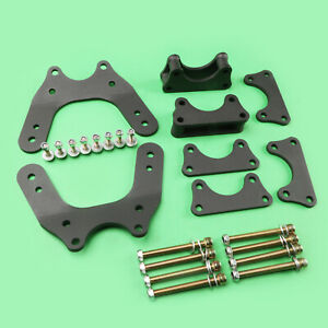 For 1986 1995 Toyota T100 Pick up 2wd Billet Silver Front 3 Lift Kit